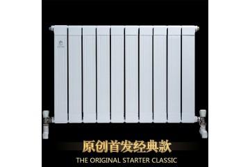米德尔顿铜铝复合散热器-用销量说话
