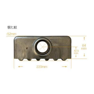 北京恒鼎钢七柱散热器片头选材优质寿命长