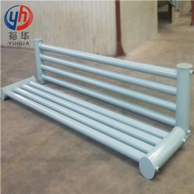 D133*3500*6科技园光排管散热器(加工、图片)