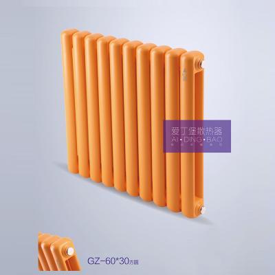 钢制60x30方圆散热器批发商 爱丁堡家用暖气片
