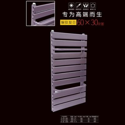 河北圣象世家铜铝复合60x30背篓散热器防腐蚀