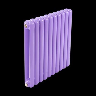 (紫色的)雅尔泰钢制60-30散热器 家用暖气片厂家