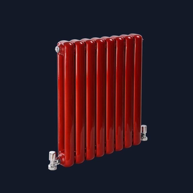 维尼罗钢制60x30方圆双柱散热