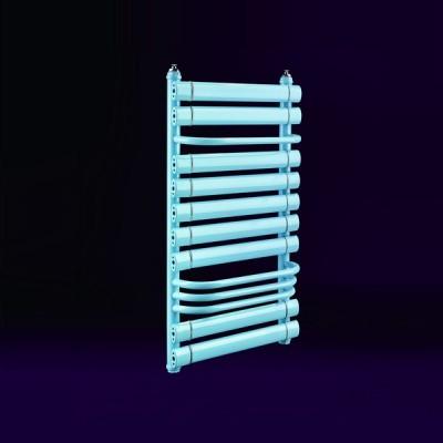 暖适家铜铝复合卫浴800散热器 家用暖气片安装