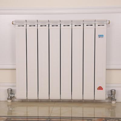 厂家直销 春光牌 铜铝复合散热器 新颖散热器 水暖散热器