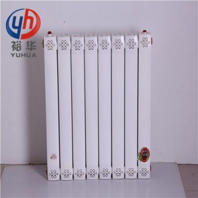 TL80*80铜铝复合暖气片多少钱一柱—裕华采暖