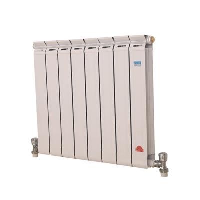 春光专业供应 铜铝复合散热器 壁挂式暖气片 水暖散热器