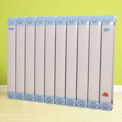 专业销售 铜铝复合散热器 水暖散热器 家用暖气片 壁挂式安装