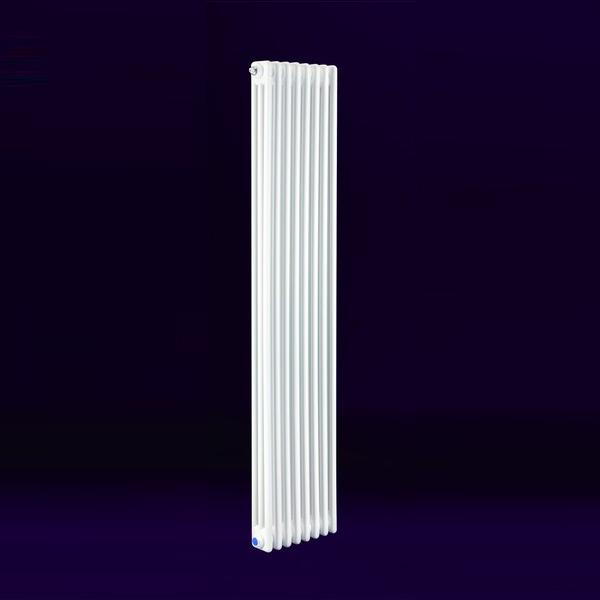 钢管柱型散热器厂家欣佳阳 可定制各种颜色的暖气片