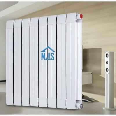 西安铜铝暖气片厂家暖居仕 家用采暖散热器75-75