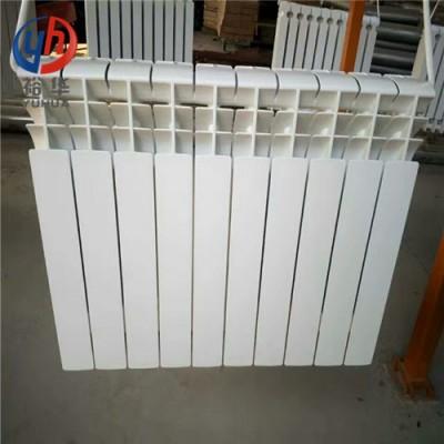 UR7002-500压铸铝暖气片优缺点--裕华采暖