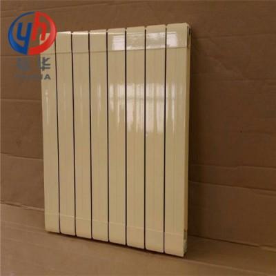 75*75家用铜铝复合散热器-裕华采暖