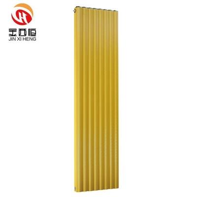 金西恒铜铝复合120x80散热器