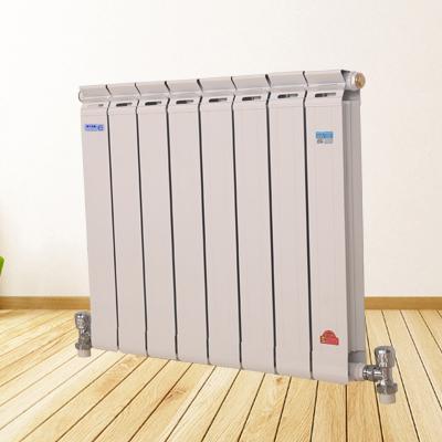 供应铜铝复合暖气片水暖散热器 家用暖气片新颖散热器柱式暖气片