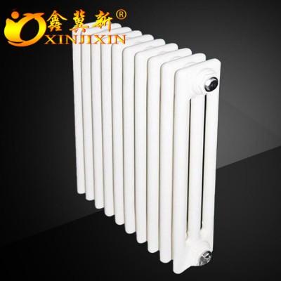 供应低碳钢制三柱散热器@立式钢制三柱散热器
