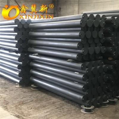 供应甘肃D133-5-6光排管散热器温室大棚用