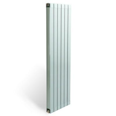铜铝复合家用壁挂式75X75散热器
