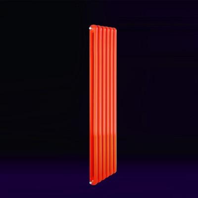 天津钢制暖气片厂家哪家好圣斯帝诺钢制50x25圆双柱散热器