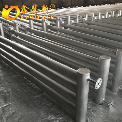 大棚取暖专用光排管散热器 光排管散热器蒸汽型