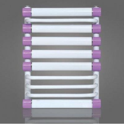 济南铜佬大铜铝复合600铜铝标准背篓散热器现货供应
