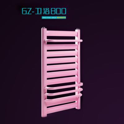 青岛钢制卫浴800散热器厂家直销 家用暖气片型号