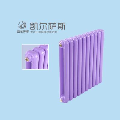 哈尔滨采暖散热器批发价格 家用暖气片安装