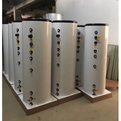 沃茨暖通供热燃气壁挂炉双盘管换热不锈钢承压保温贮能储热水罐