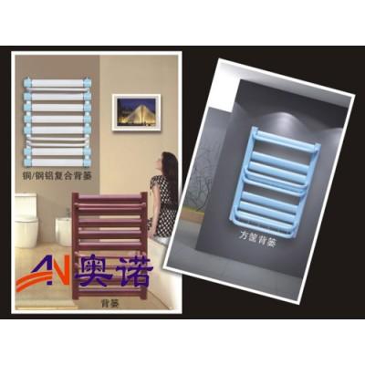 河北暖气片厂家奥诺 家用卫浴散热器安装
