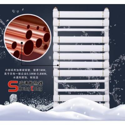 冀州背篓暖气片厂家盛通 采暖散热器系统安装
