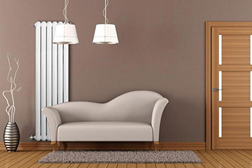 采暖散热器网浅析家用暖气片如何搭配!