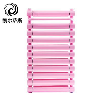 粉色家用暖气片批发 太原采暖散热器生产厂家