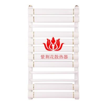 铜铝圆管背篓散热器厂家 冀州家用暖气片安装价格
