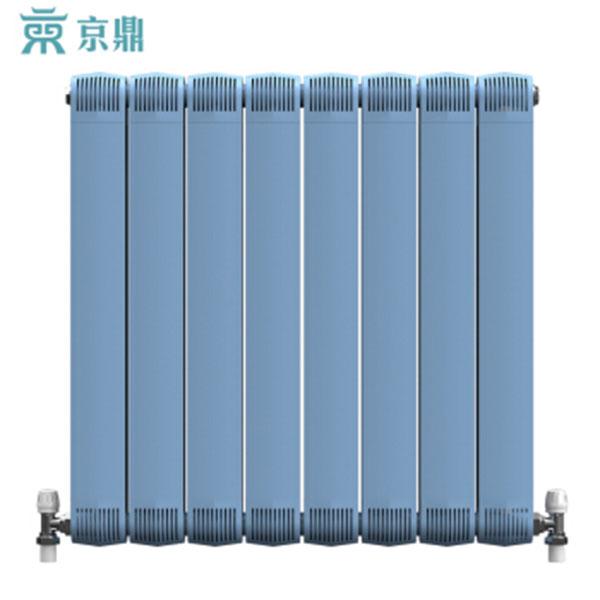 铜铝复合86x86散热器