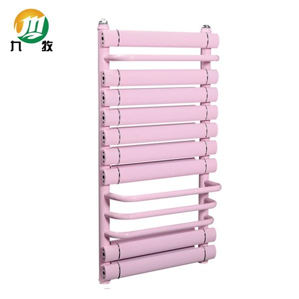 郑州铜铝复合卫浴散热器厂家九牧 家用暖气片货源供应