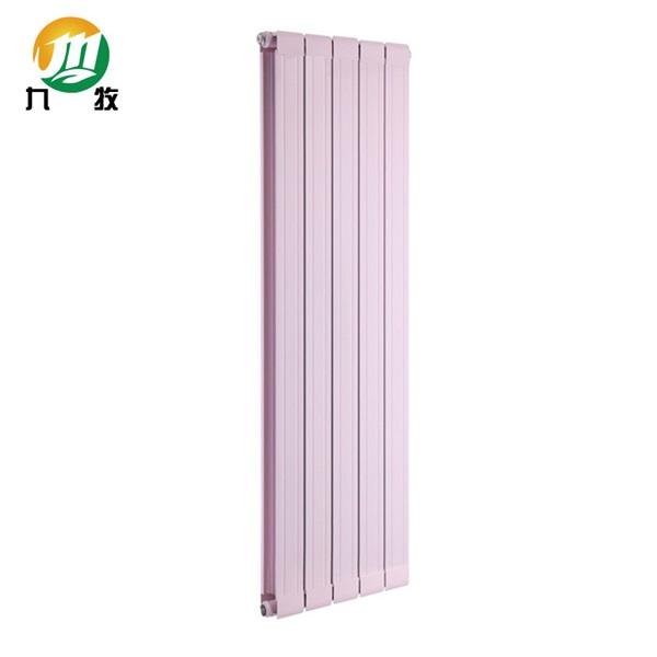 秦皇岛铜铝复合暖气片生产厂家九牧 家用散热器可定制