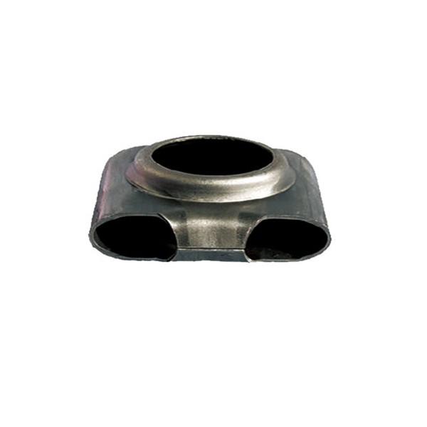 批发、生产散热器片头 厂家直销钢制暖气片片头