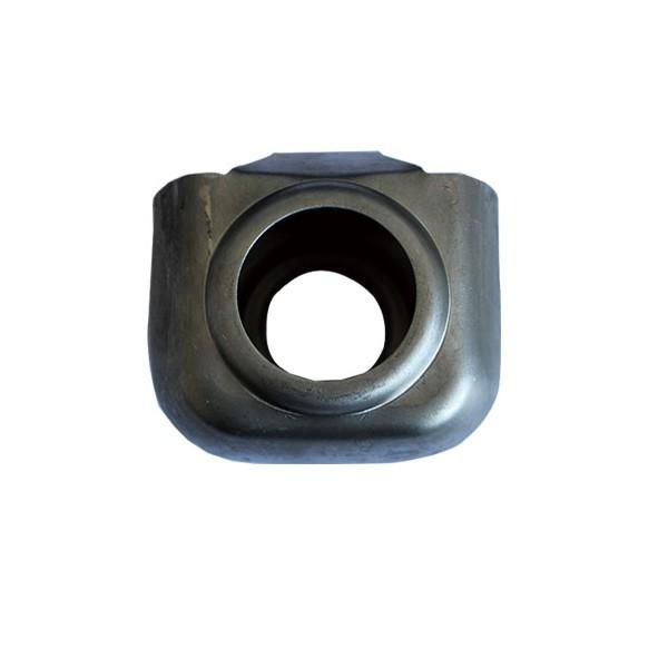 对流采暖散热器片头厂名 恒鼎 暖气片配件 质量保证