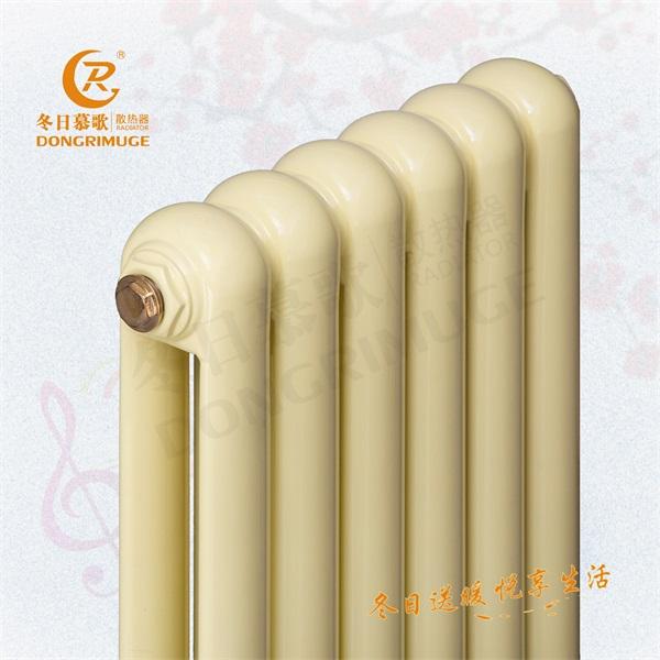 冬日慕歌暖气片家用水暖钢制壁挂式集中散热器 钢60*30款