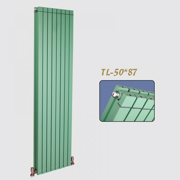 圣蒂罗澜集中散热自采暖定制铜铝复合50x87多色可选