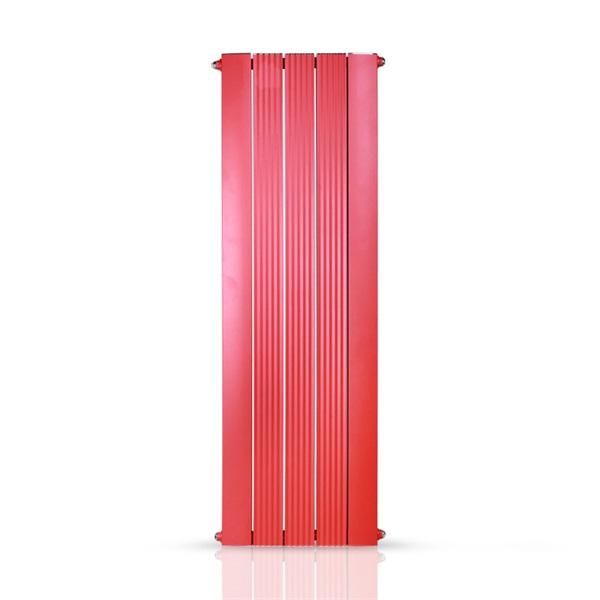 铜铝复合95X80暖气片价格 红色 客厅 壁挂式 圣大散热器