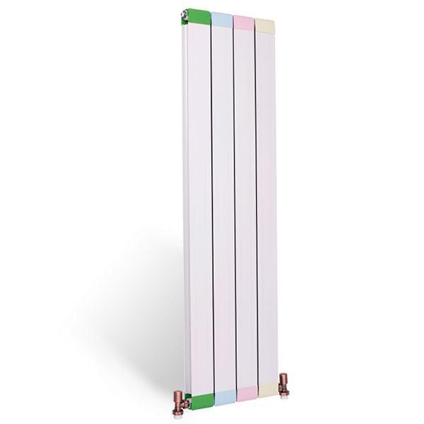 铜铝复合暖气片厂家鑫发 120x60采暖散热器 客厅 卧室