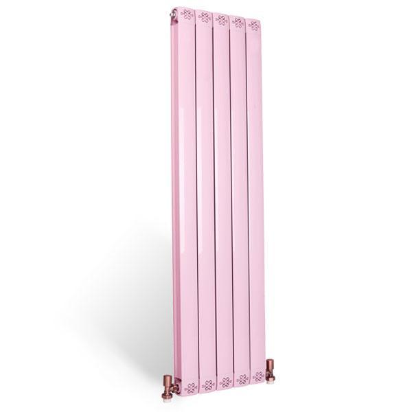 集中供暖铜铝复合壁挂式客厅水暖散热片 80-80 鑫发暖气片