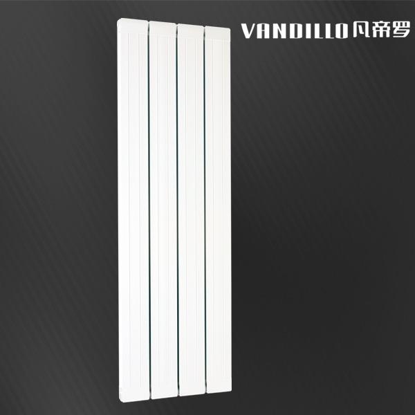 凡帝罗 家用水暖铜铝壁挂式散热器 可定制双水道132*60