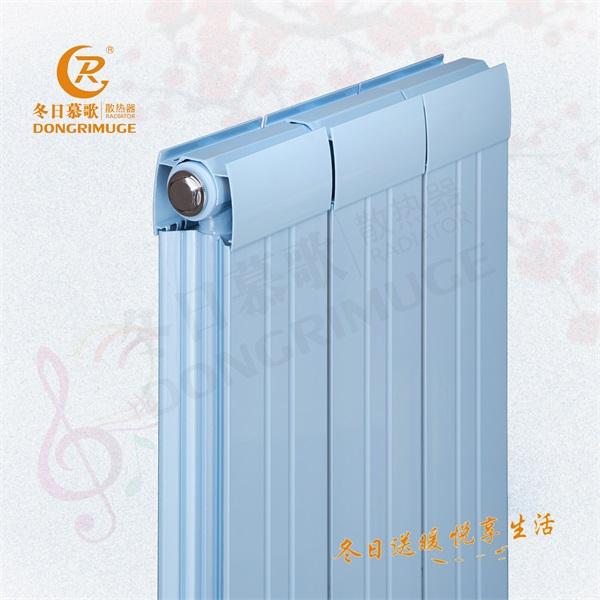 冬日慕歌暖气片 家用铝复合水暖散热片 壁挂式114*60款