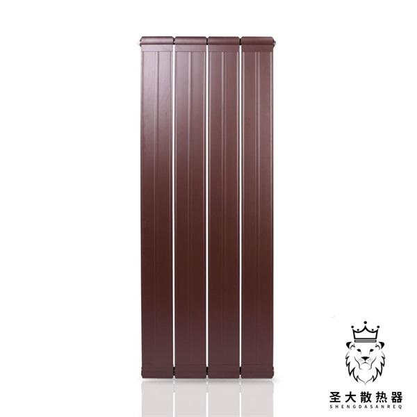 双水道铜铝复合散热器150x70 圣大卫浴暖气片批发 零售