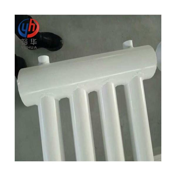 D133-6-4蒸汽光面管暖气片定制