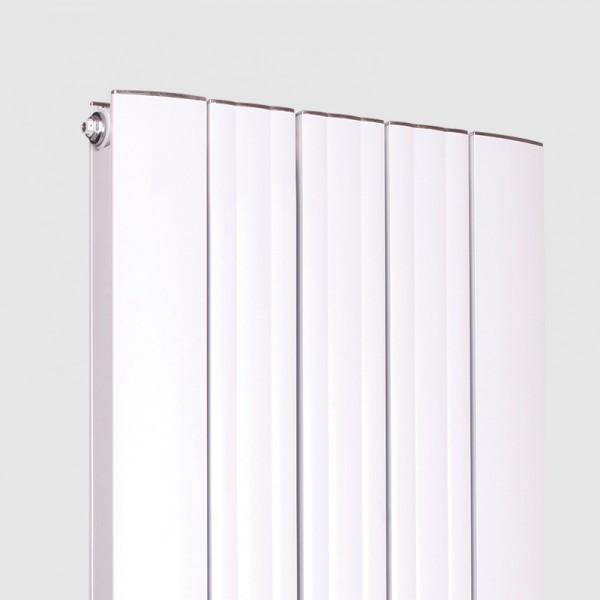 盛大罗兰铜铝复合钢制暖气片家用水暖供暖散热片换热器