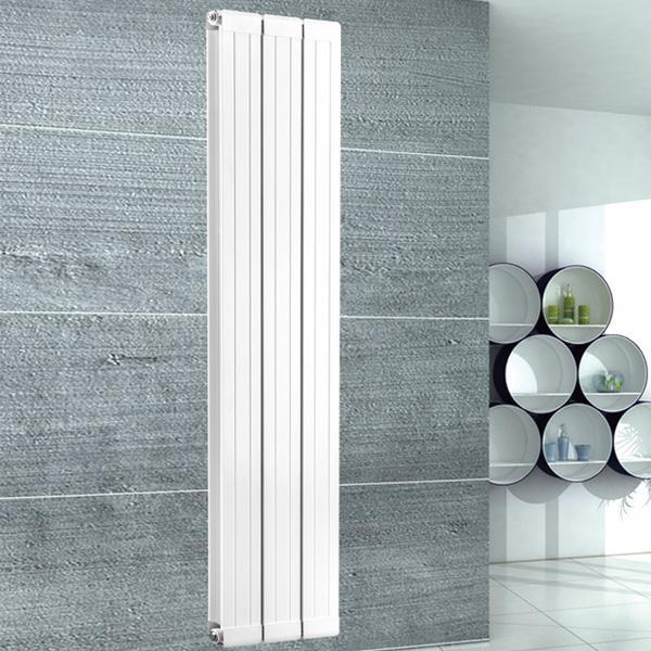 元捷达铜铝复合暖气片厂 家用大水道暖气片132x60