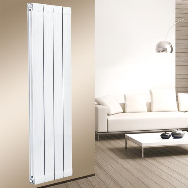 家用铜铝复合暖气片安装 供暖设备 采暖散热器供应商