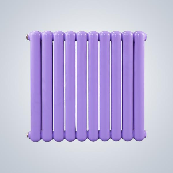 钢制60方圆片头散热器